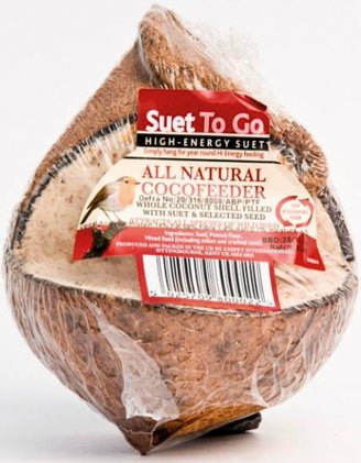 kokos Noot met vet