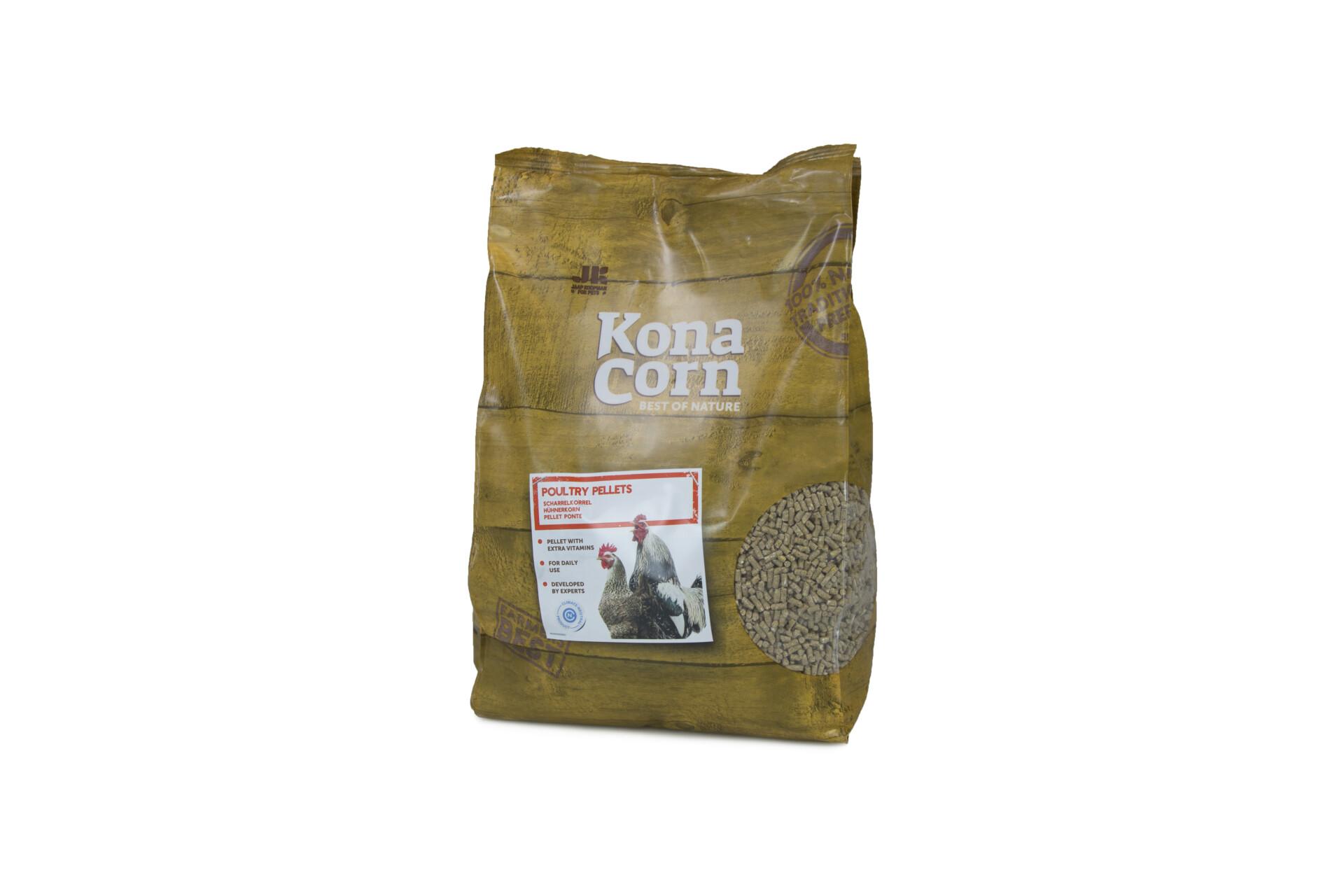 KonaCorn Kippen Scharrelkorrel