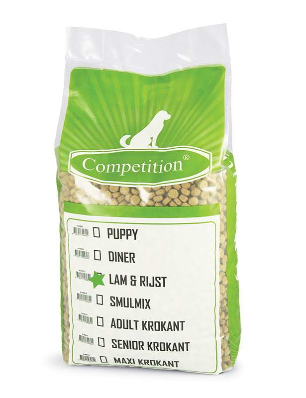 Competition Lam rijst