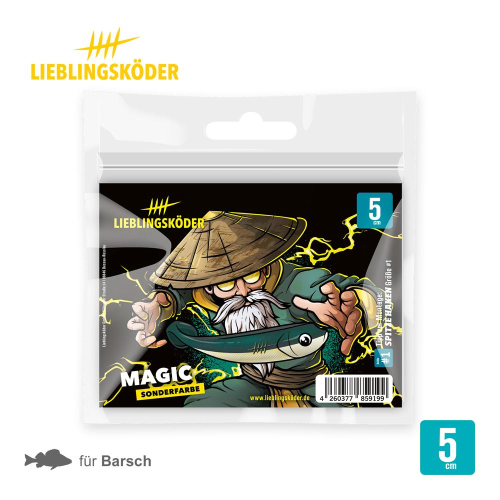 Lieblingskoder Magic 5 Cm