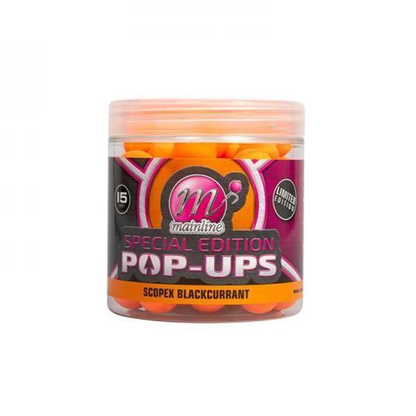 Korda Mainline Scopex Blackcurrant Pop-Ups
