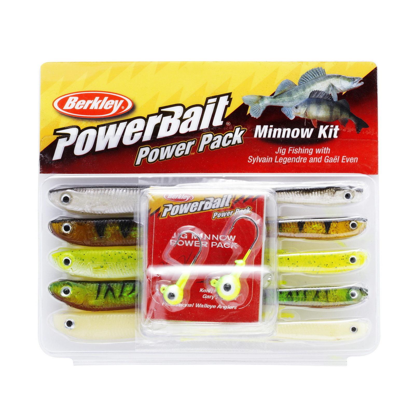 Berkley Minnow Kit