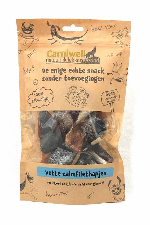 Carniwell Vette Zalmfilethapjes
