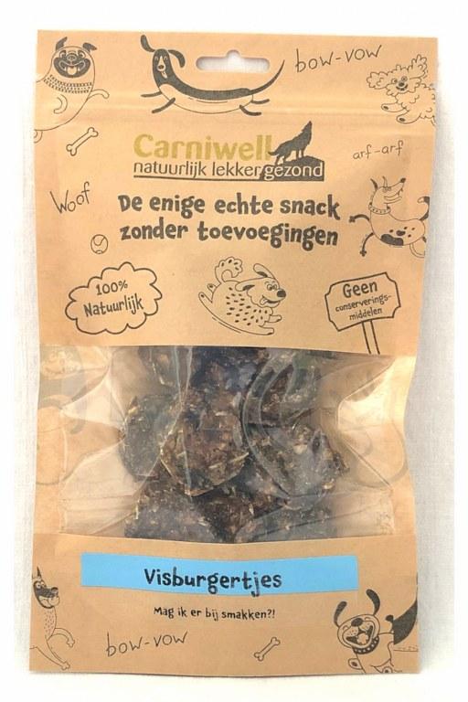 Carniwell Visburgertjes