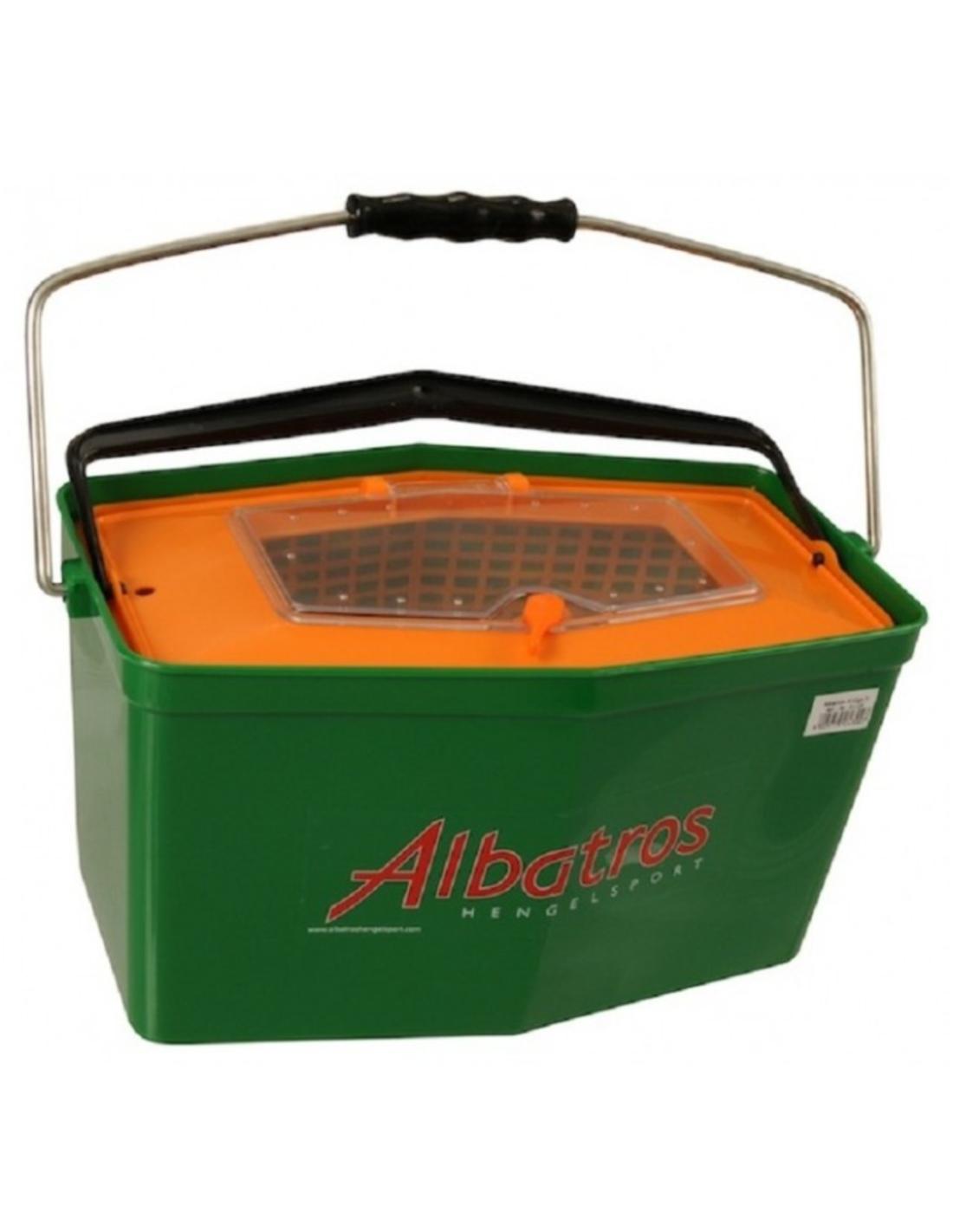 Albatros Aasketel 7 Liter