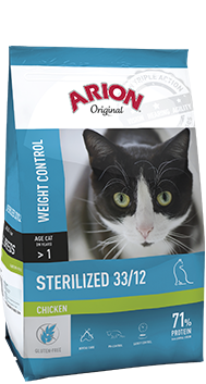 Arion Original Sterilized chicken