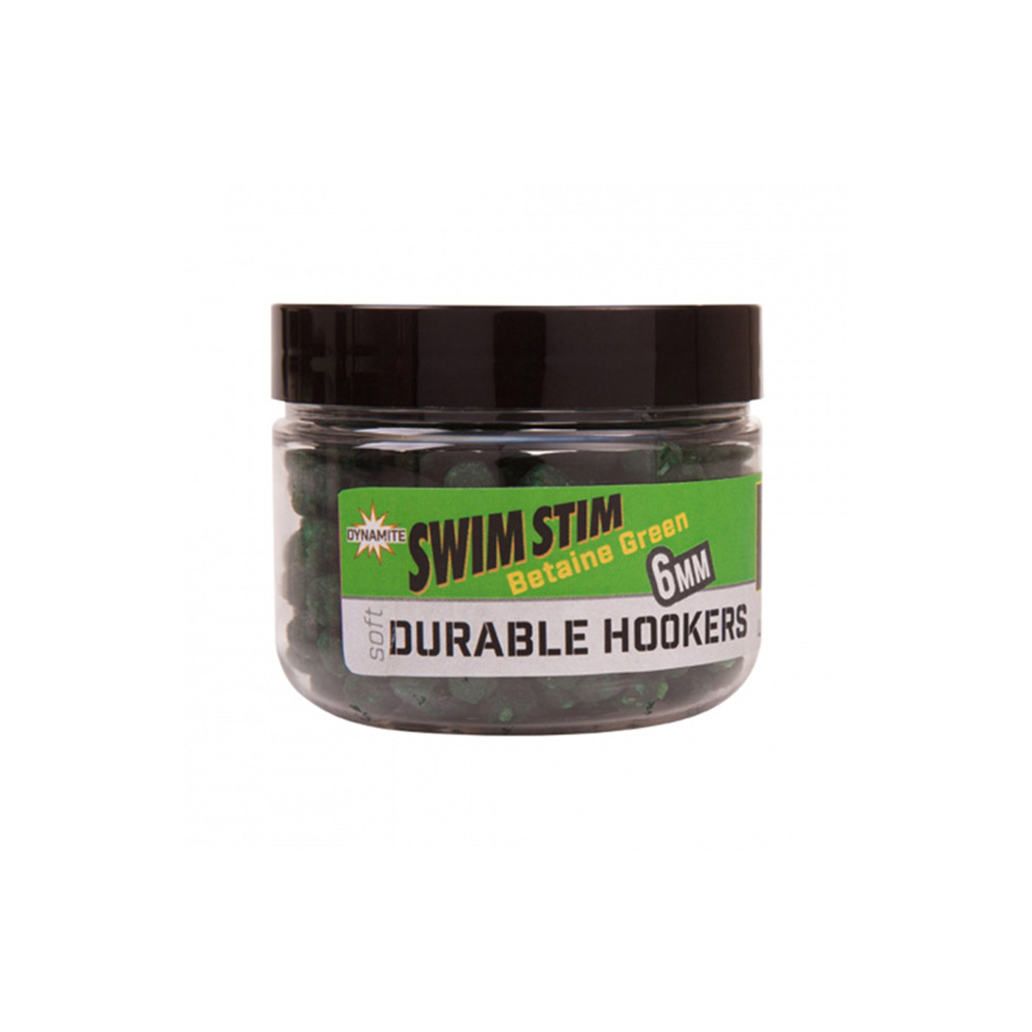 Dynamite Baits Swim Stim Durable Hookers Betaine Green