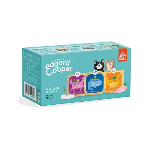 Edgard en Cooper Kat Kuipje Multipack
