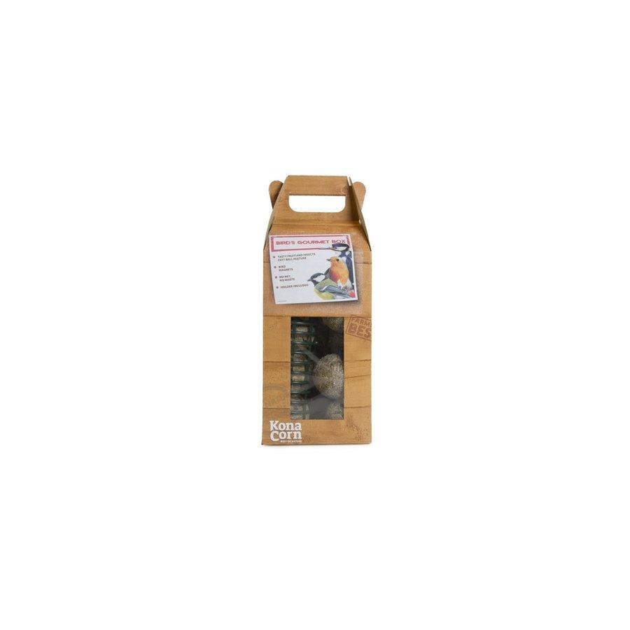 KonaCorn Bird Gourmet Box