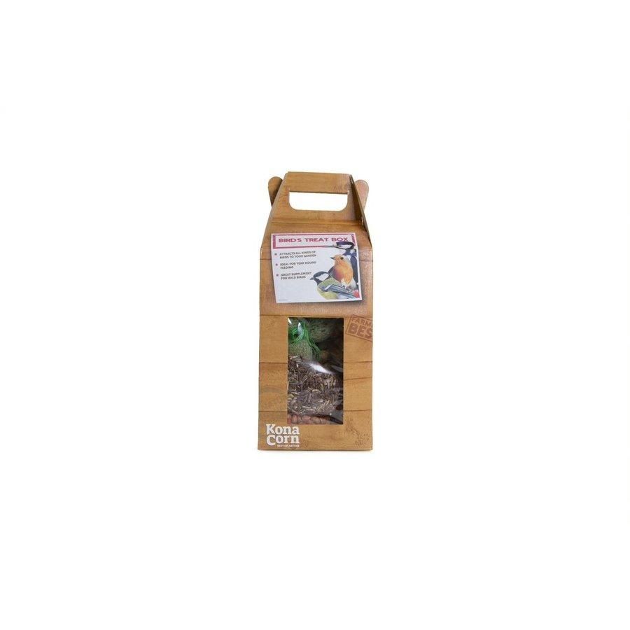 KonaCorn Bird Treat Box