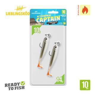 Lieblingskoder Action Pack Captain 10 Cm