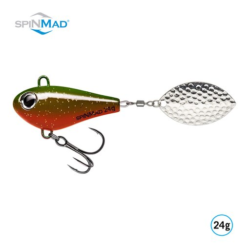 Spinmad Jigmaster 24G Sheriff