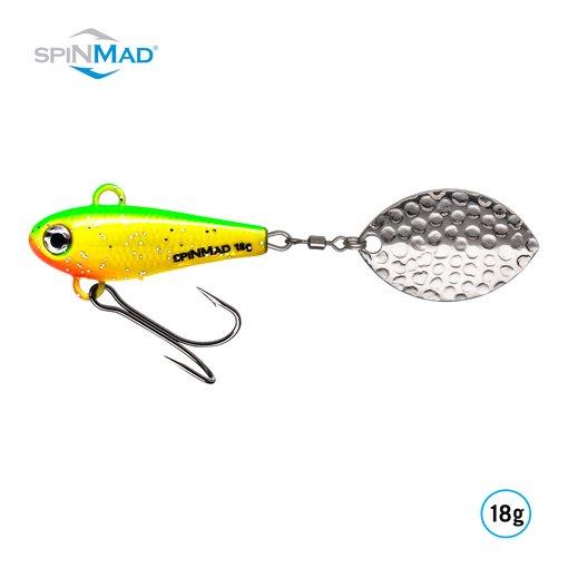 Spinmad JAG 18G Green Lemon