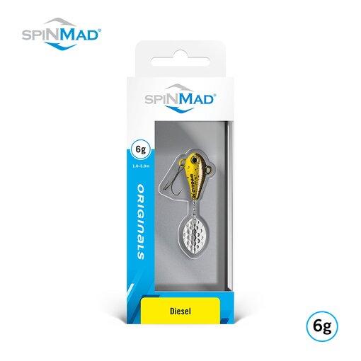 Spinmad Mag 6G Diesel