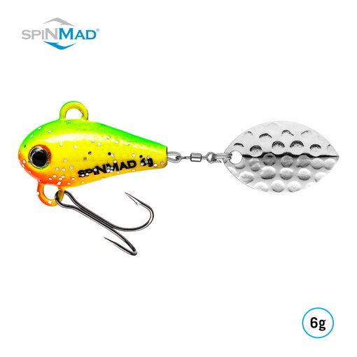 Spinmad Mag 6G Green Lemon