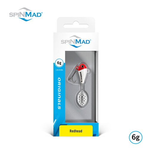 Spinmad Mag 6G Redhead