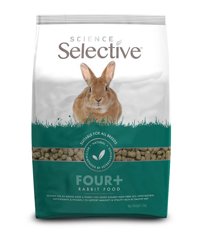 Supreme Selective Rabbit Four+