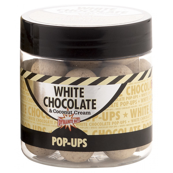 Dynamite Baits White Chocolate Pop-Up